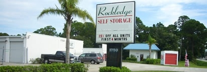Rockledge Self Storage - 1759 HUNTINGTON LANE - ROCKLEDGE, FL - Photo 0