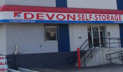 Devon Self Storage - Philadelphia - Front & Oregon Ave - 12 E Oregon Ave - Philadelphia, PA - Photo 0