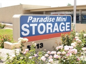 Paradise Mini Storage - 5913 W Paradise Ln - Glendale, AZ - Photo 0