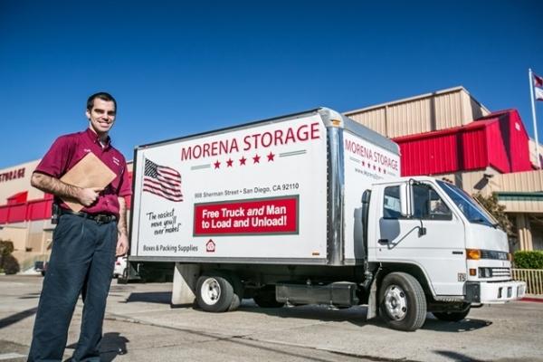 Morena Storage - 908 Sherman St - San Diego, CA - Photo 0