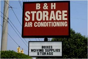 photo of B & H Self Storage