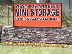 photo of West LA Mini Storage