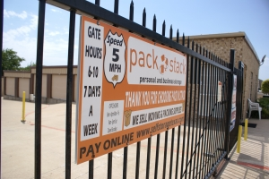 photo of Macho Self Storage - Denton