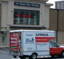 photo of Fourteenth Street Self Storage