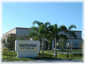 photo of Safeguard Self Storage - Tamarac - Commercial Blvd