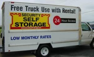 photo of Security Self Storage - Crestview