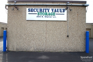 photo of Security Vault Storage