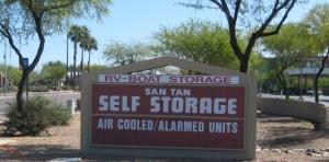 photo of San Tan Self Storage