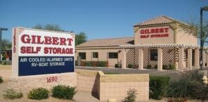 photo of Gilbert Self Storage
