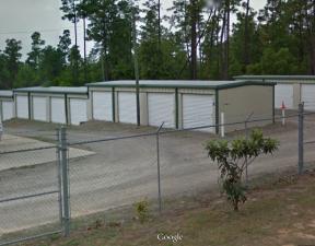 photo of Pine Log Storage