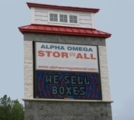 photo of Alpha Omega Stor-All - Dallas