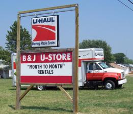 photo of B & J U-STORE - Washington Rd.