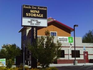 photo of Rancho Lone Mountain Storage