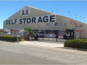 photo of AV Self Storage