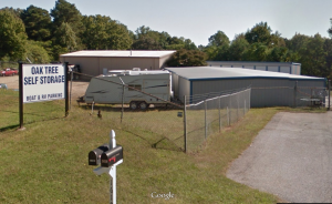 photo of Oaktree Storage