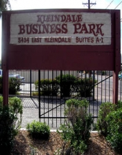 photo of Kleindale Business Park Self Storage , Tucson
