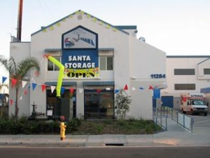 photo of Santa Storage