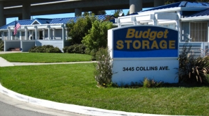 photo of Budget Self Storage, Richmond