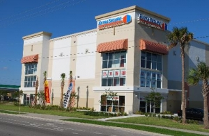 photo of Extra Secure Self Storage and Uhaul Rentals
