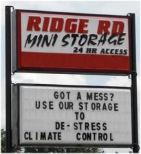 photo of Ridge Road Mini Storage