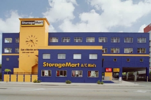 photo of StorageMart - NW 7th St & Red Rd (57th St)