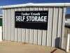 Van Buren self storage from Cedar Creek Self Storage