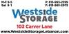 Lebanon self storage from Westside Storage