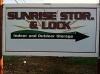 Rising Sun self storage from Sunrise Stor & Lock